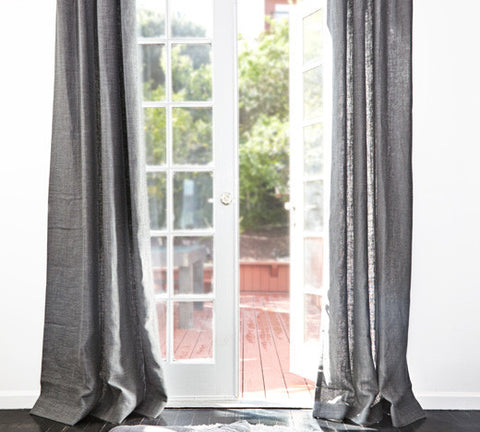 How to Measure for Curtains & Draperies | Rod Pocket | Pinch Pleat ...