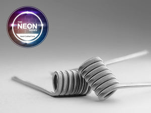 CLOUD FACTION - THE NEON SERIES – 28G MICRO FUSED CLAPTONS