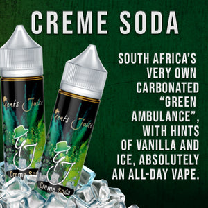 Gents Juice - Creme Soda