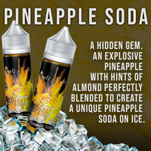 Load image into Gallery viewer, Gents Juice - Pineapple Soda
