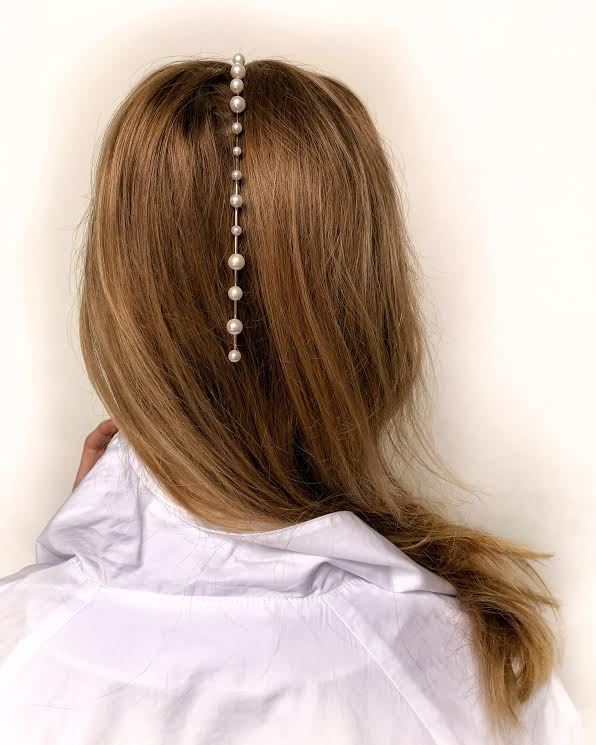 PEARL SPINE STRUCTURED COMB