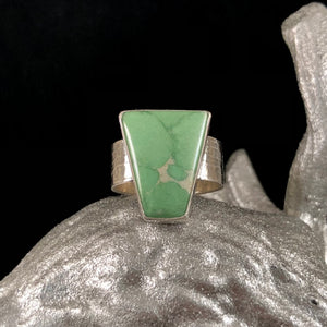 Lucious Lucin Varicite Ring: Size 7+