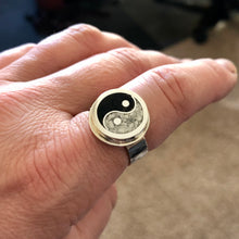 Load image into Gallery viewer, Yin To Yang Ring-MADE TO ORDER
