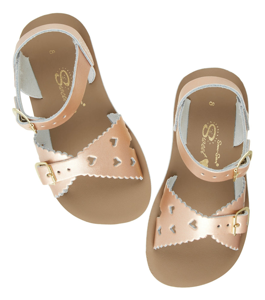 Salt-Water Sandal Sweetheart - ROSE GOLD - MintMouse (Unicorner Concept Store)