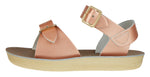Salt-Water Sandal Surfer - ROSE GOLD