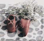 Ava booties - pre-walkers brown - MintMouse (Unicorner Concept Store)