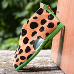 Cheetah Slippers Green 36.90 - 30%!