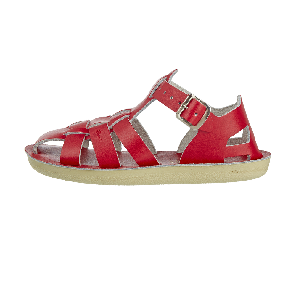 Salt-Water Sandal Shark - RED - MintMouse (Unicorner Concept Store)
