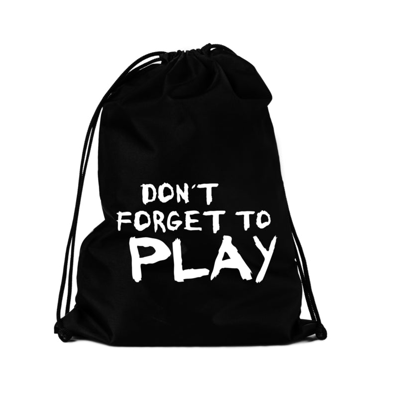 Backpack - Don't forget to play