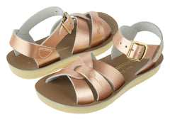Salt-Water Sandal Swimmer - ROSE GOLD