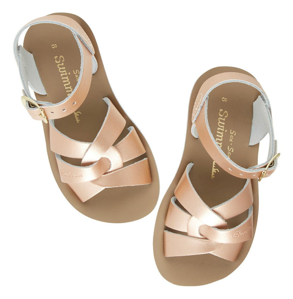 Salt-Water Sandal Swimmer - ROSE GOLD - MintMouse (Unicorner Concept Store)