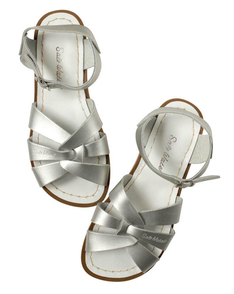 Salt-Water Sandal Original - SILVER (adult)