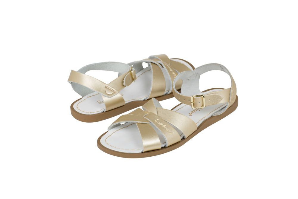 Salt-Water Sandal Original - GOLD (Kids & adult) - MintMouse (Unicorner Concept Store)