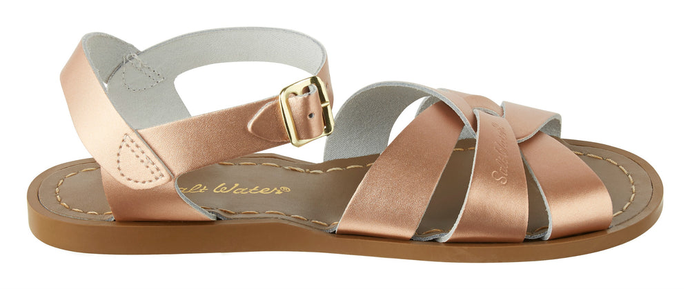 Salt-Water Sandal Original - ROSE GOLD (Kids & adult) - MintMouse (Unicorner Concept Store)