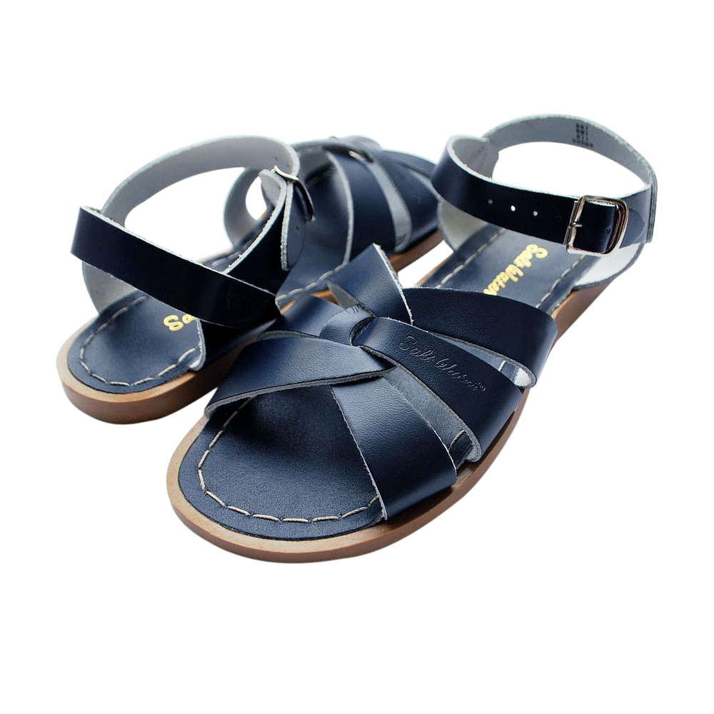 Salt-Water Sandal Original - NAVY (Kids & adult) - MintMouse (Unicorner Concept Store)