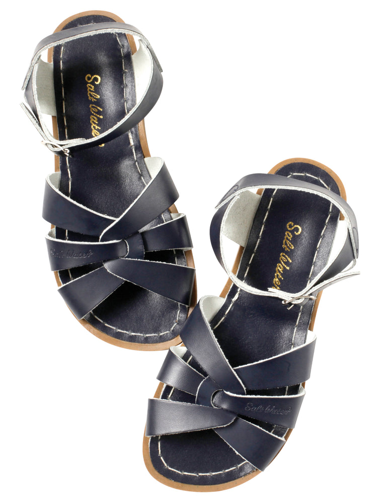 Salt-Water Sandal Original - NAVY (Kids & adult)