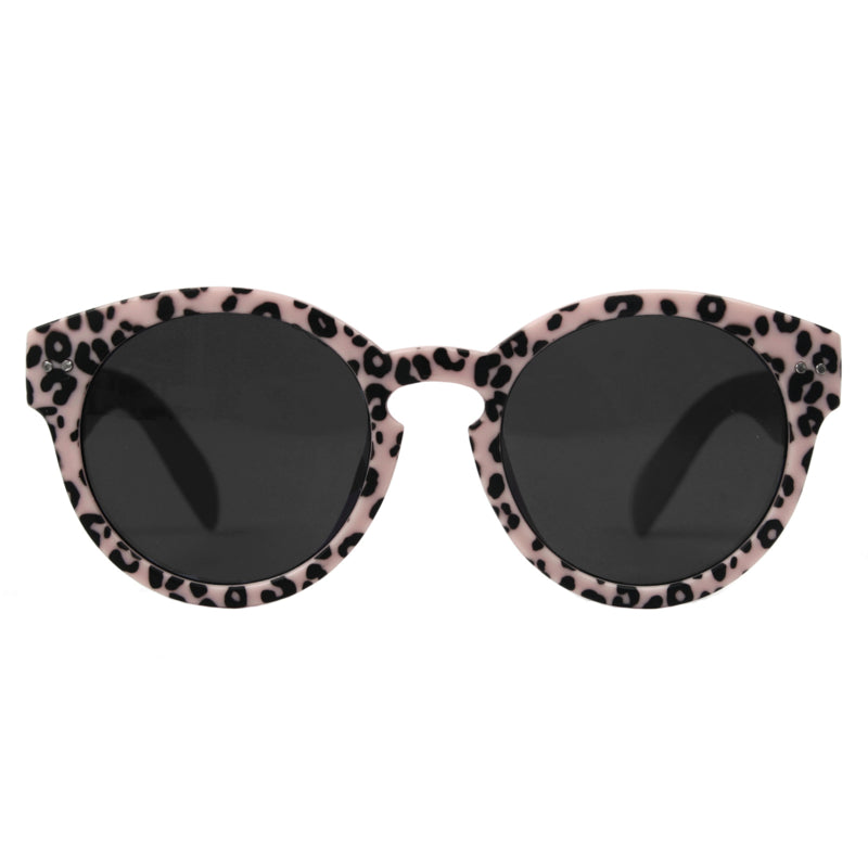Sunglases dirty pink dots - junior - MintMouse (Unicorner Concept Store)