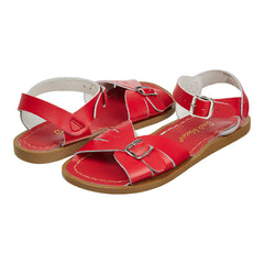 Salt-Water Sandal Classic - RED (adult)