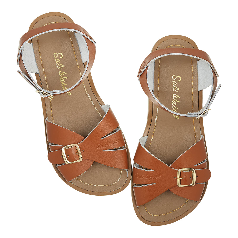 Salt-Water Sandal Classic - TAN (adult)