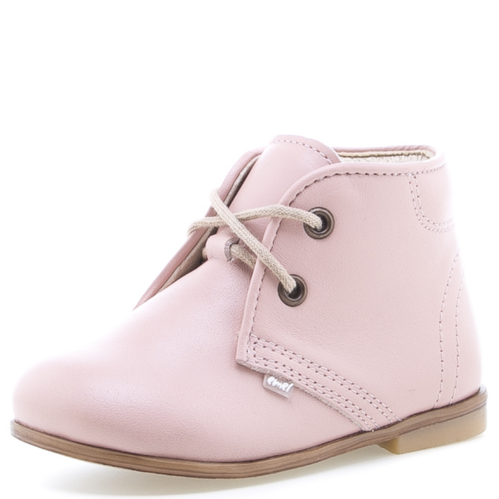 (2195-58) Emel classic first shoes - light pink - MintMouse (Unicorner Concept Store)