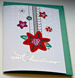 Christmas wish card - Merry Christmas