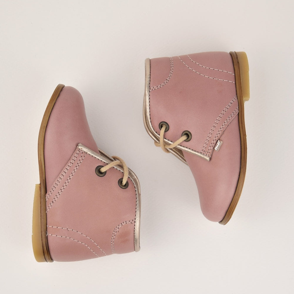 (2195-49) Emel classic first shoes - dirty pink - MintMouse (Unicorner Concept Store)