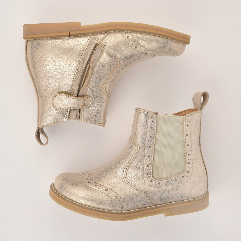 Froddo Ankle boots - gold - MintMouse (Unicorner Concept Store)