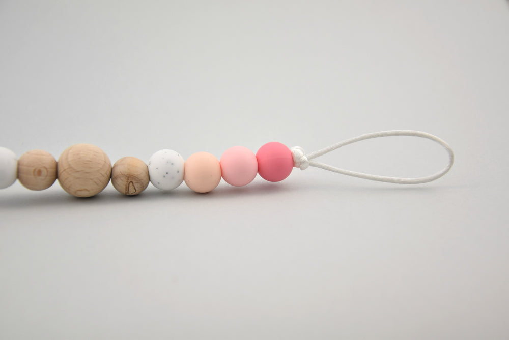 Silicone Pacifier holder - MintMouse (Unicorner Concept Store)