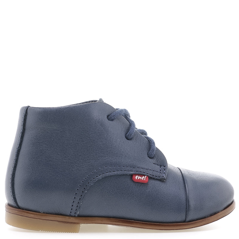 (1427) Emel classic first shoes Navy - MintMouse (Unicorner Concept Store)