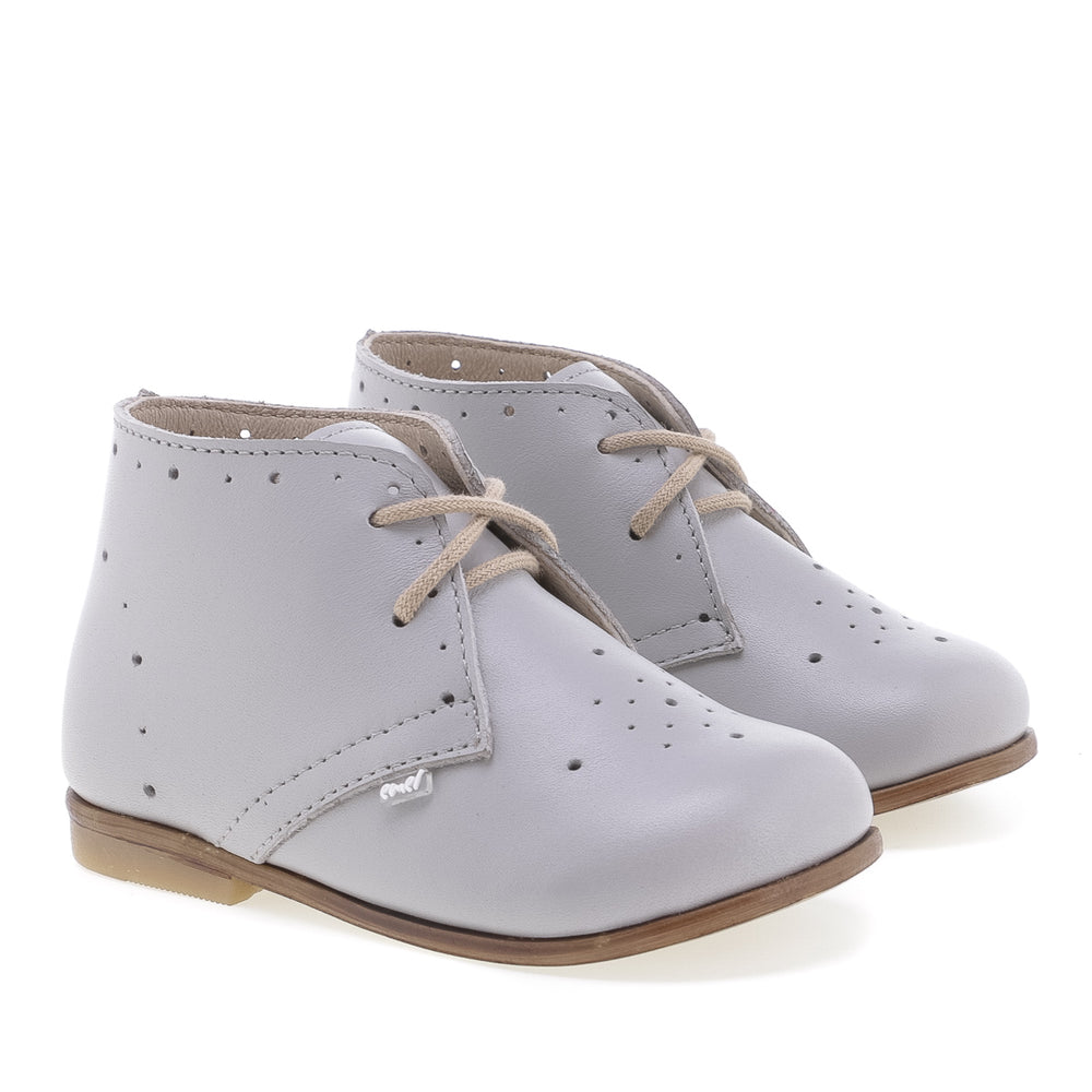 (1592-7) Emel classic first shoes grey - MintMouse (Unicorner Concept Store)
