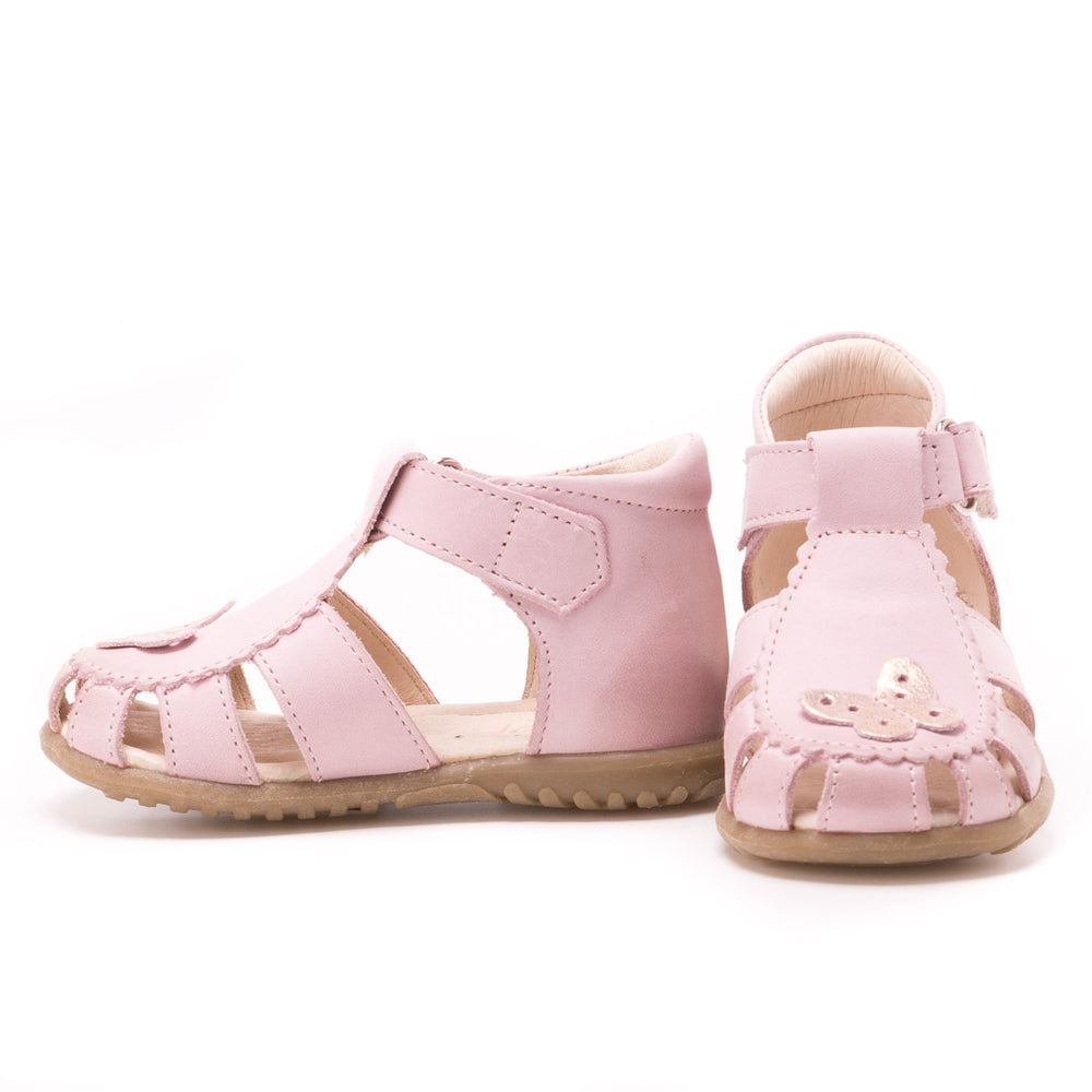 (2183-17) Emel butterfly closed sandals - MintMouse (Unicorner Concept Store)