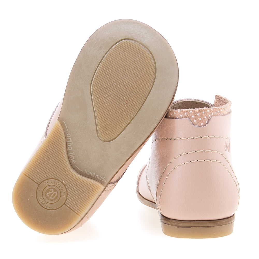 (2438-35) Emel first shoes pink - MintMouse (Unicorner Concept Store)