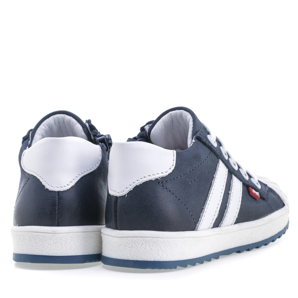 (2627A-26/2628A-26) Emel low trainers with bumper - blue - MintMouse (Unicorner Concept Store)