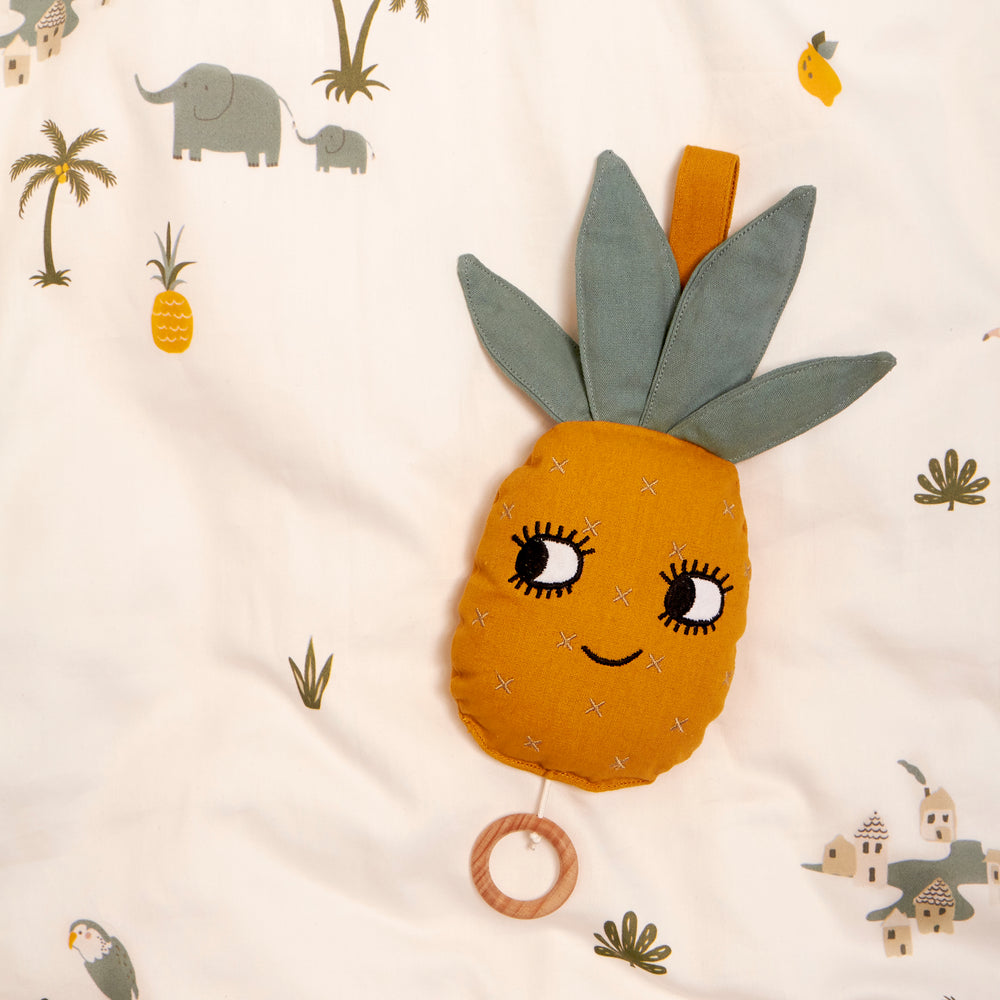 Pineapple music mobile - Roommate - MintMouse (Unicorner Concept Store)
