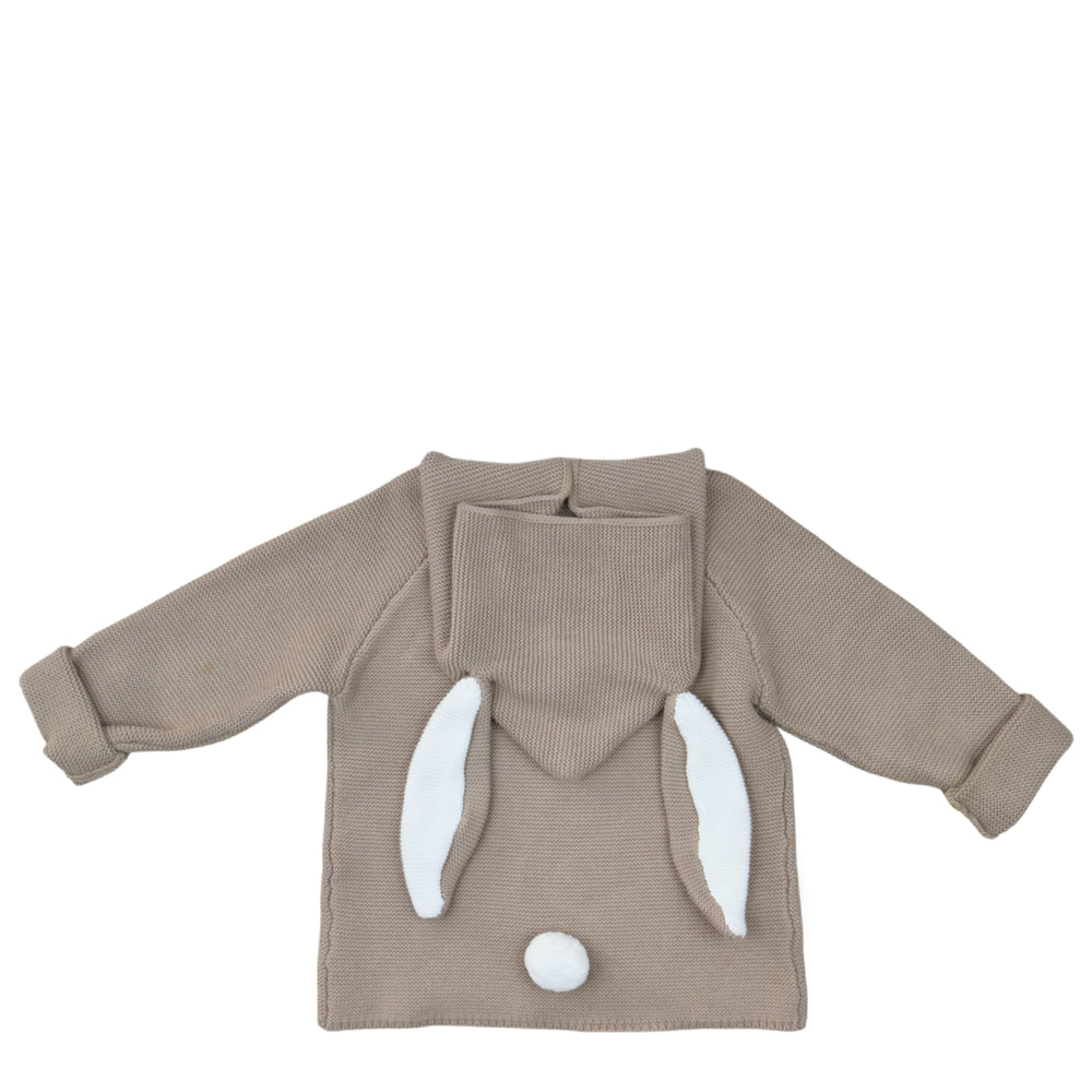 Bunny sweater brown