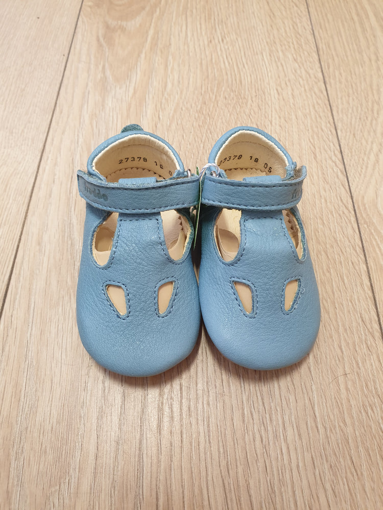 Froddo pre-walkers/slippers - light blue - MintMouse (Unicorner Concept Store)