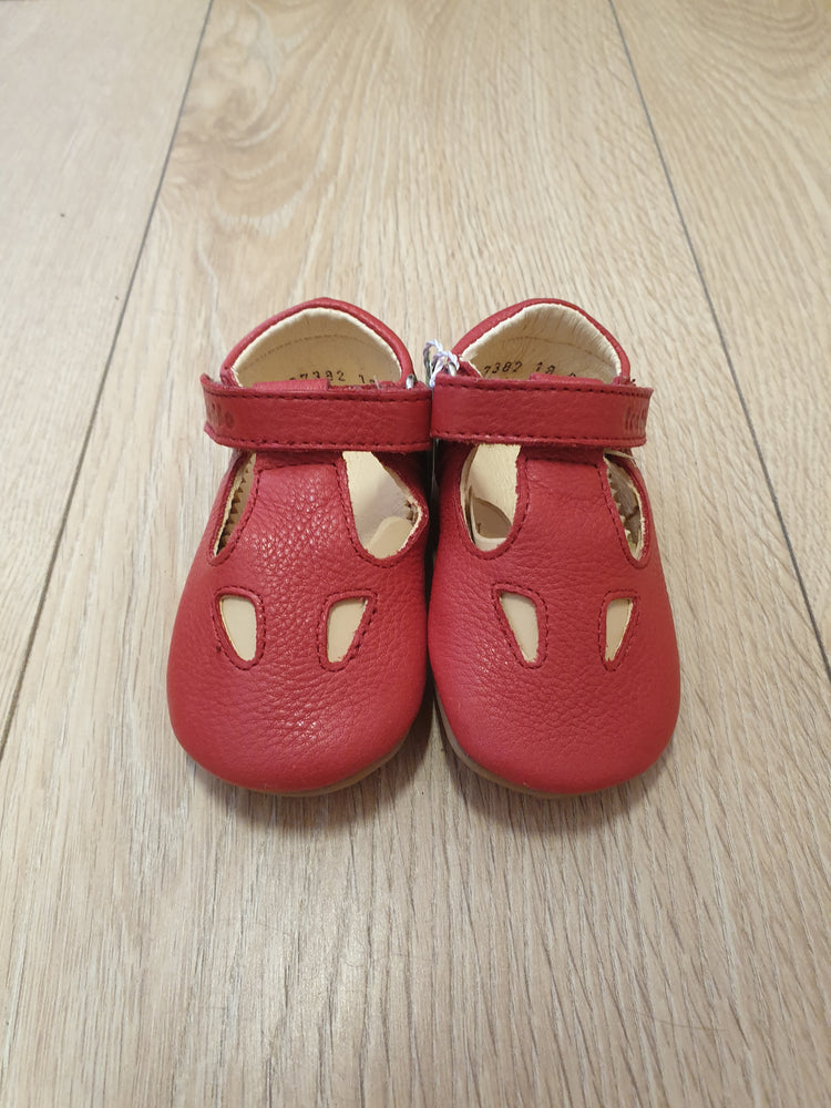 Froddo pre-walkers/slippers - red - MintMouse (Unicorner Concept Store)