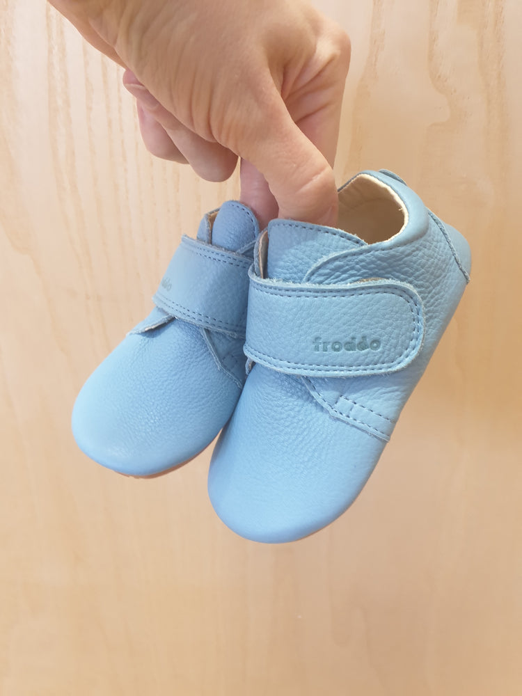 Froddo pre-walkers/slippers - blue - MintMouse (Unicorner Concept Store)