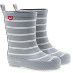 Emel rainboots grey striped - MintMouse (Unicorner Concept Store)