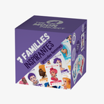 Card game - 7 familles inspirantes