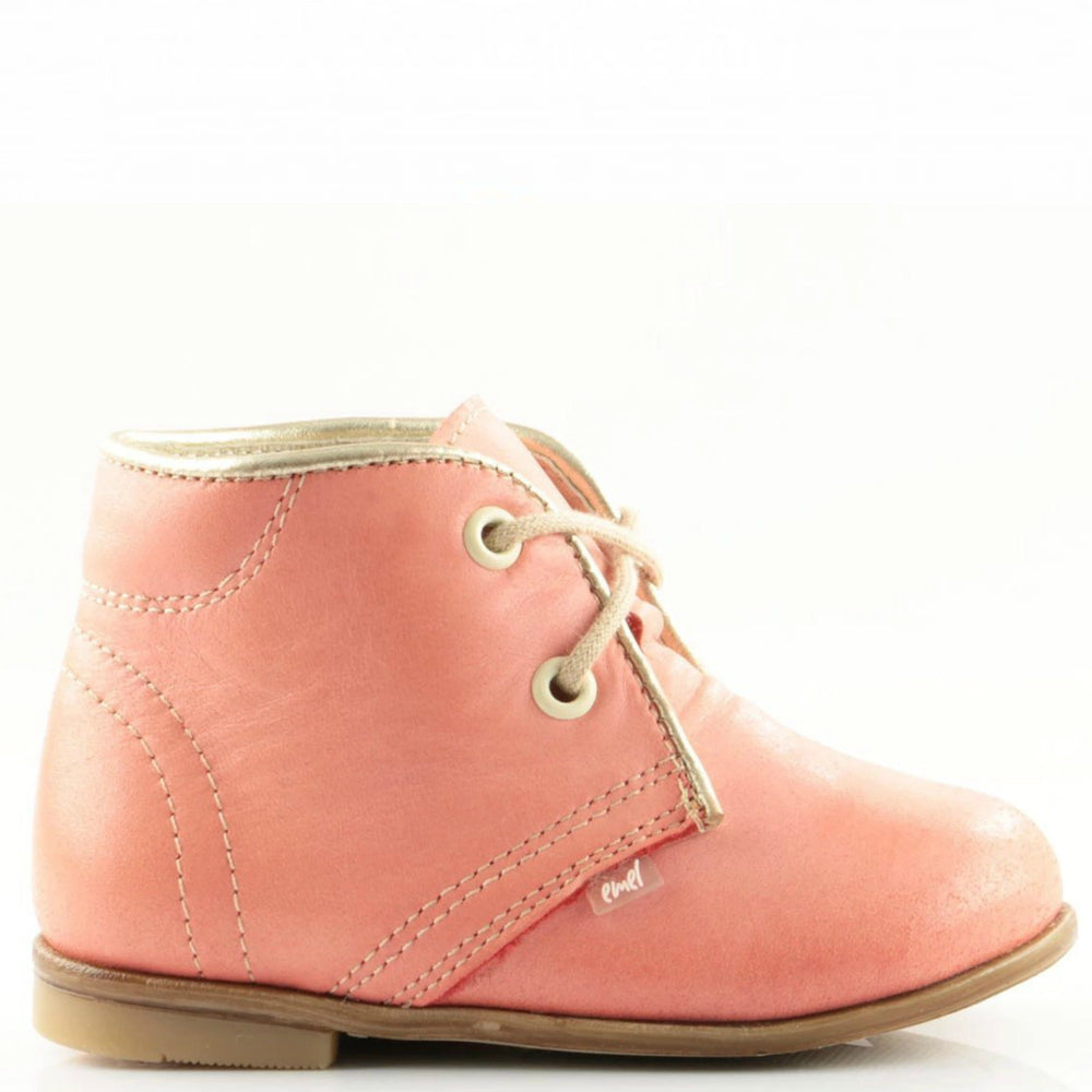 (2195-25)  Emel Coral Lace Up Shoes - MintMouse (Unicorner Concept Store)