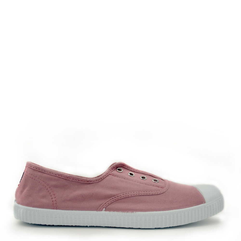 Cienta fabric slip-ons - dirty pink - MintMouse (Unicorner Concept Store)
