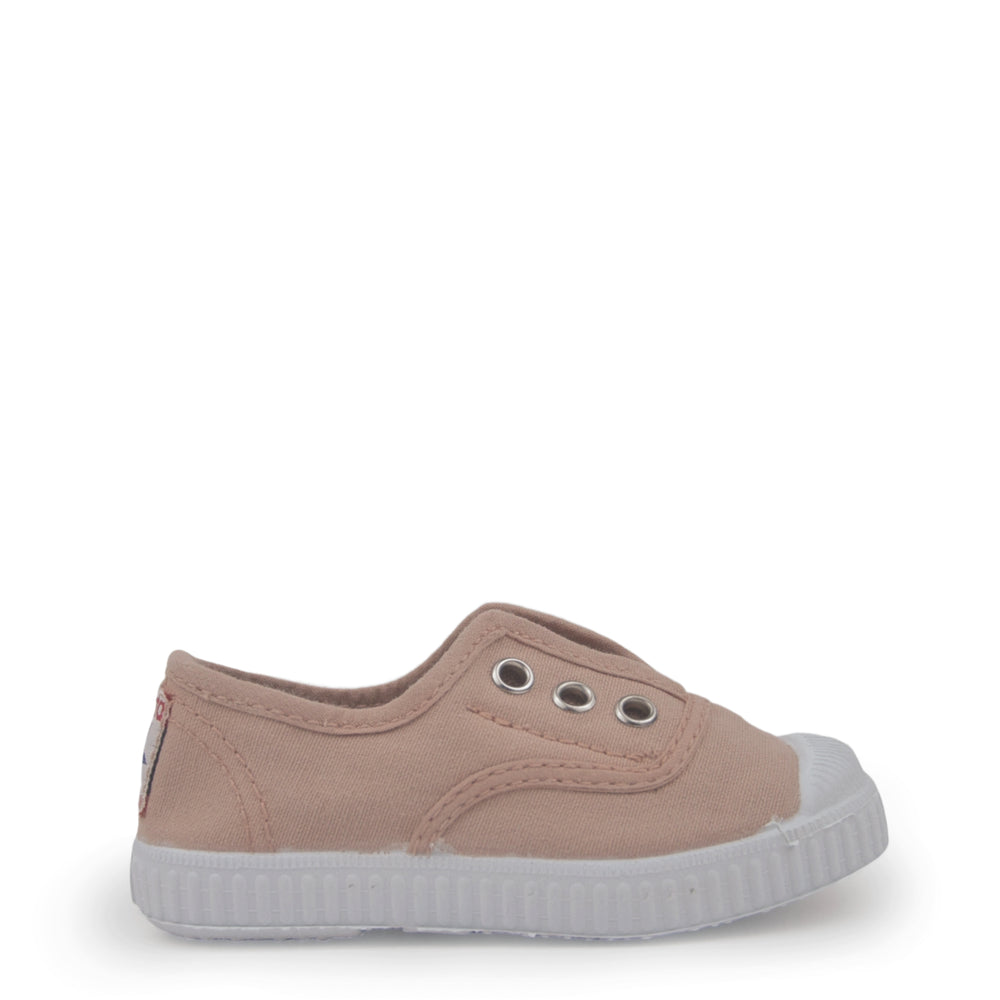 Cienta slip-ons - light pink