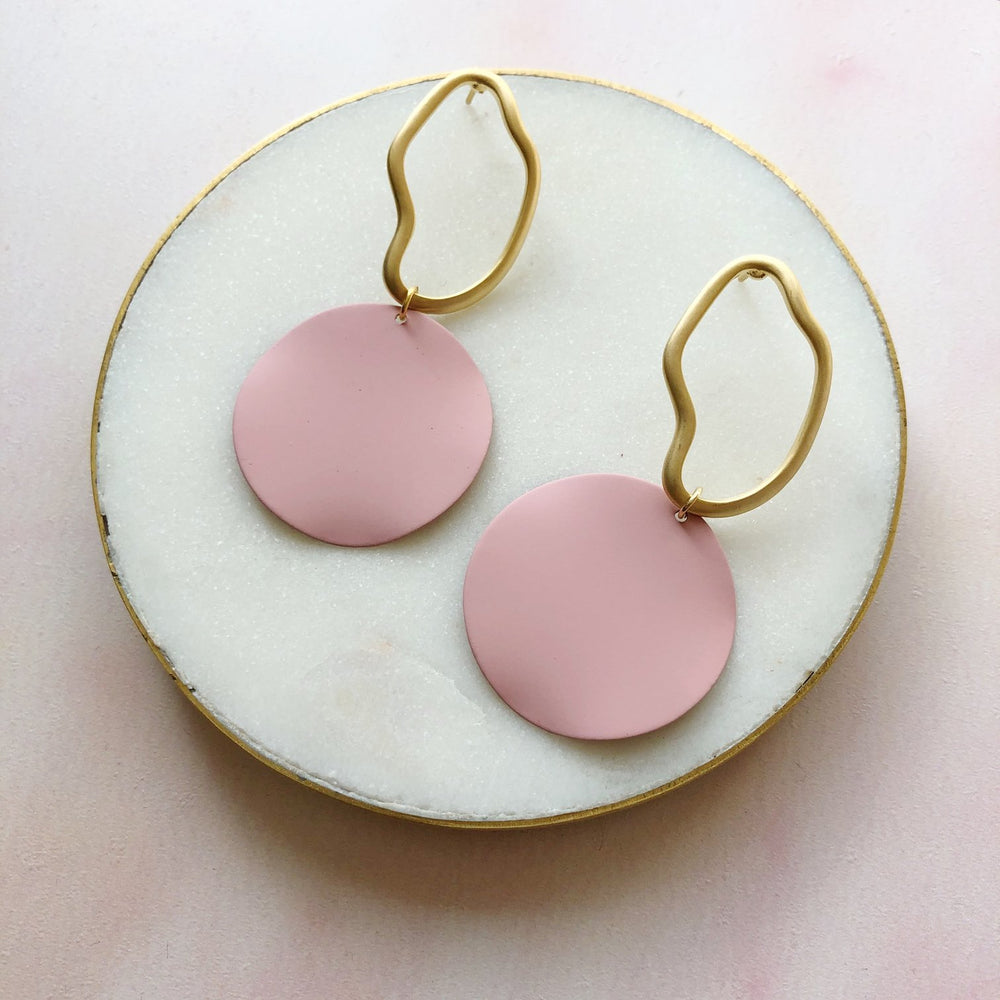 Luna earrings - MintMouse (Unicorner Concept Store)