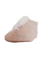 Ava booties - pre-walkers Cotton Sand