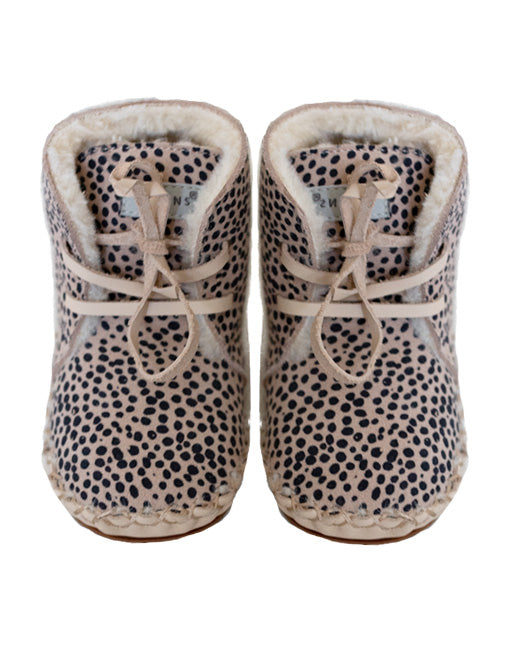 Baja boots - Warm lined - Cheetah