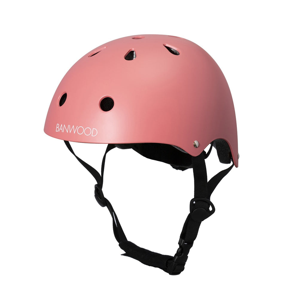 Banwood kids helmet coral