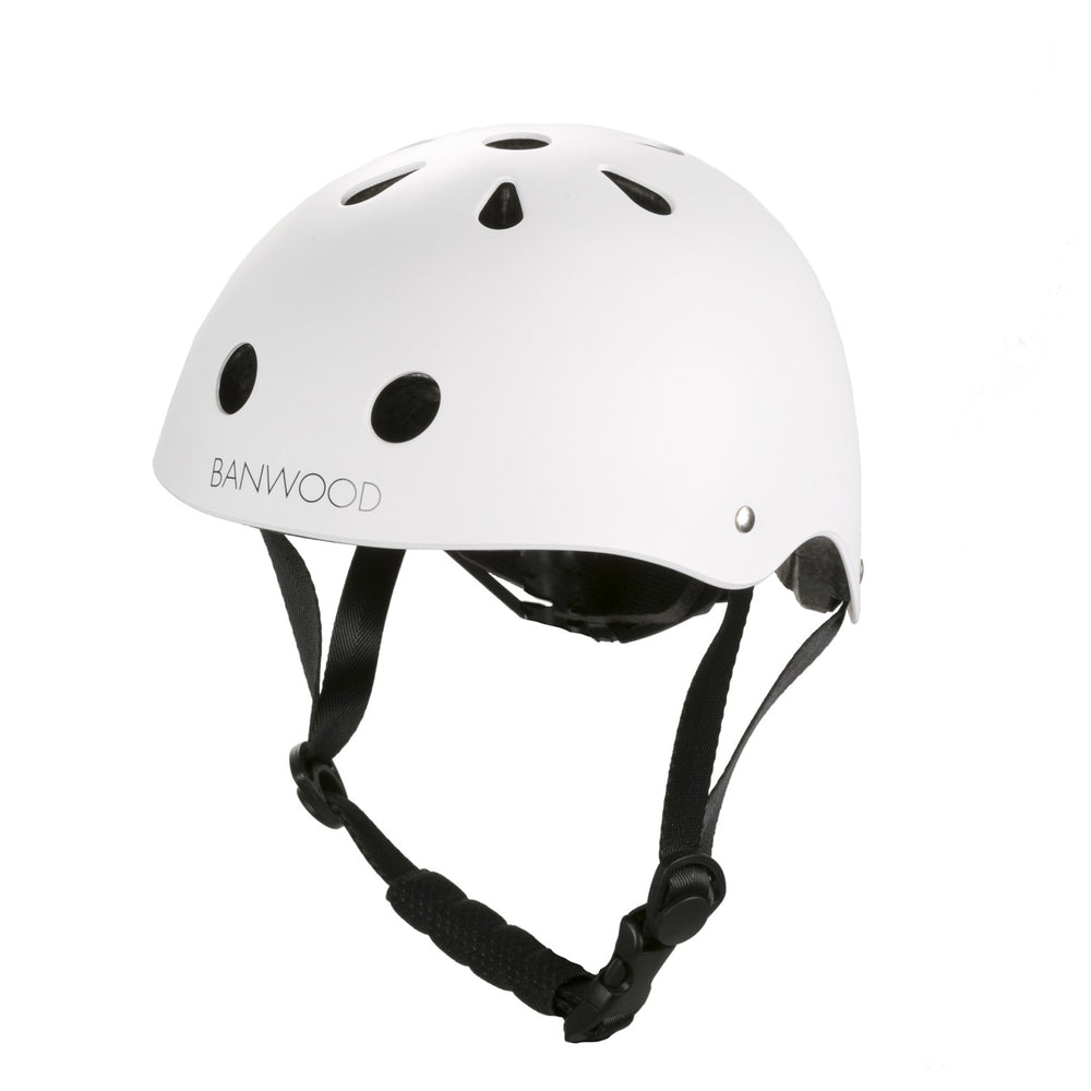 Banwood kids helmet white