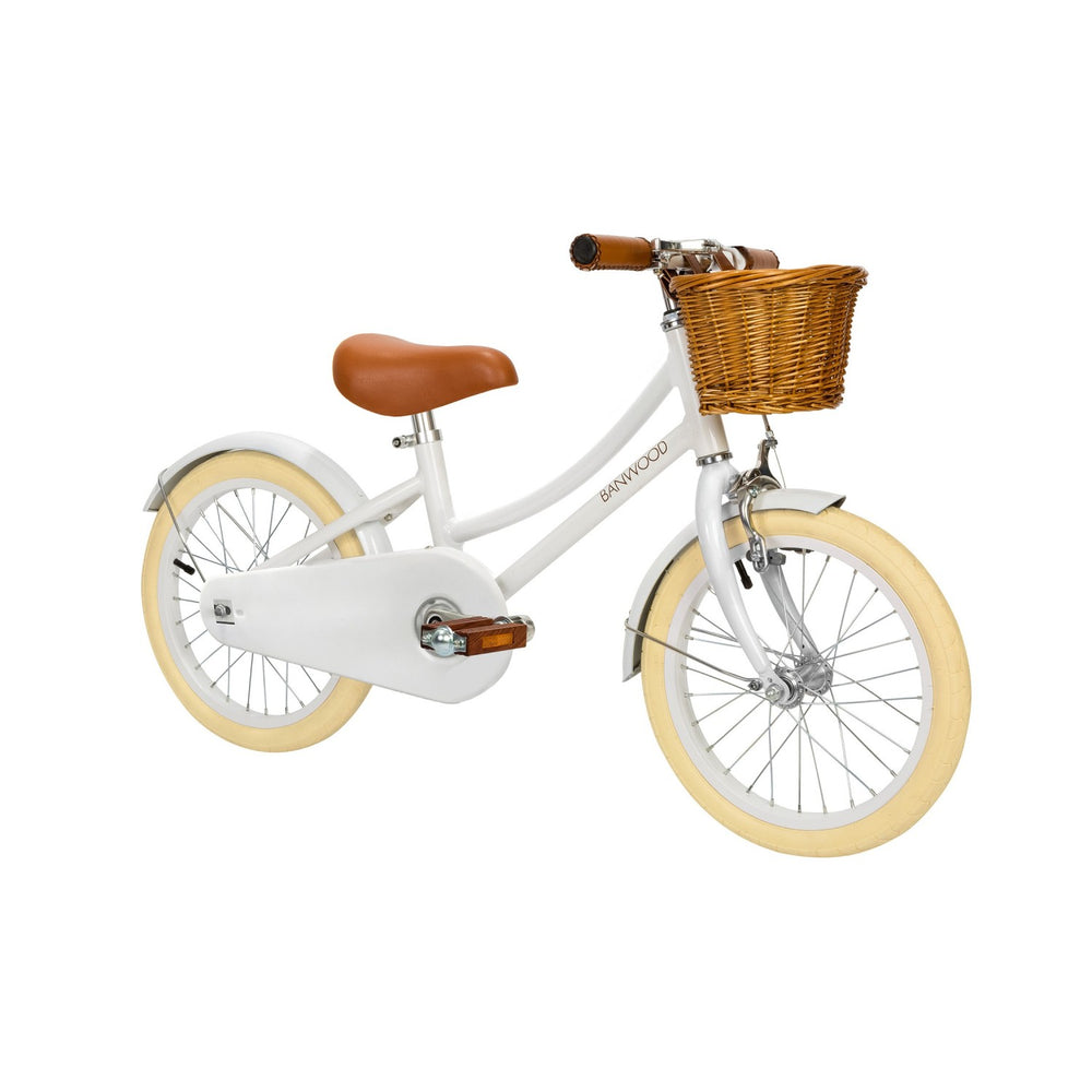 Classic Banwood bicycle - white - MintMouse (Unicorner Concept Store)