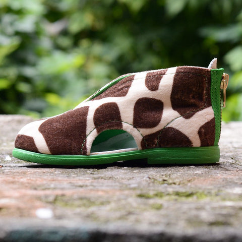 Giraffe Slippers Green 36.90 - 30%!